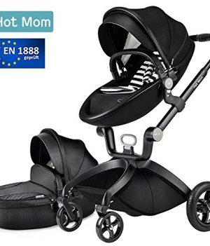 hot mom kinderwagen babywanne