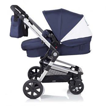 Kinderkraft Kombikinderwagen blau