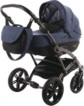 Knorr Kinderwagen blau