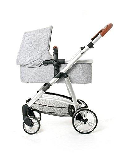 osann 121 162 01 kombikinderwagen pep grau 0 kinderwageneldorado. Black Bedroom Furniture Sets. Home Design Ideas