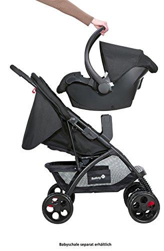 safety 1st trendideal comfort buggy mit liegeposition und spieltisch 0 1 kinderwageneldorado. Black Bedroom Furniture Sets. Home Design Ideas
