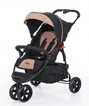 Dreirad Kinderwagen ABC Design