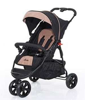 Dreirad Kinderwagen ABC Design