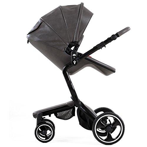kinderwagen mit buggyaufsatz und babywanne 3 in 1. Black Bedroom Furniture Sets. Home Design Ideas