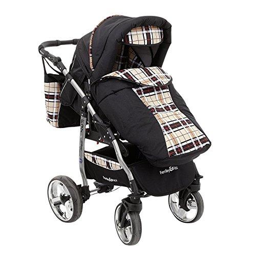 ferriley fitz daytona kinderwagen safety sommer set. Black Bedroom Furniture Sets. Home Design Ideas
