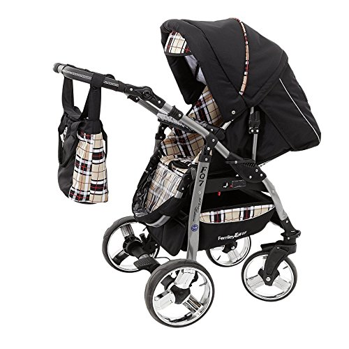 ferriley fitz daytona kinderwagen winter set winterfusack. Black Bedroom Furniture Sets. Home Design Ideas
