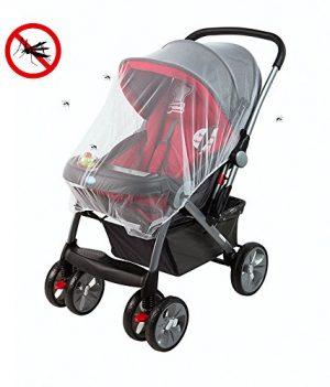 Insektenschutz Buggy Kinderwagen