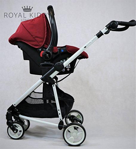 royal kiddy london euphoria 2 in 1 kinderwagen mit. Black Bedroom Furniture Sets. Home Design Ideas