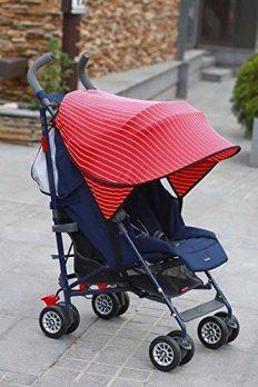Universal Sonnenschutz Sonnensegel Kinderwagen Buggy