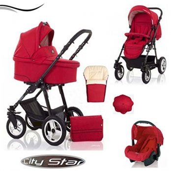 City Star Kinderwagen