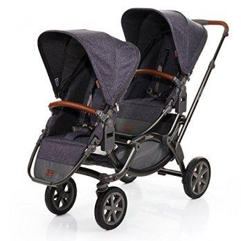 Zwillingskinderwagen Kinderwagen ABC-Design Ais