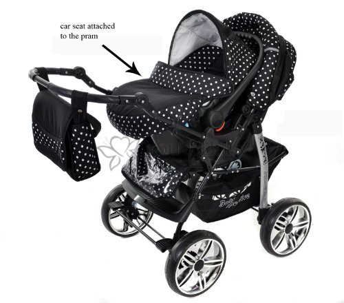 baby sportive kamil kombikinderwagen set incl kinderwagen. Black Bedroom Furniture Sets. Home Design Ideas
