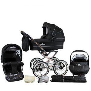 kombikinderwagen 3 in 1 kaufen kinderwagen kombiset 3 in. Black Bedroom Furniture Sets. Home Design Ideas