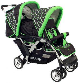 Chic-4-Baby-Geschwisterwagen