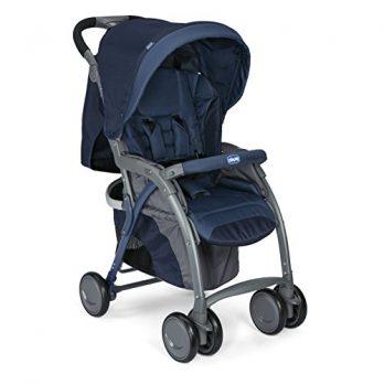 Chicco Kinderwagen blau