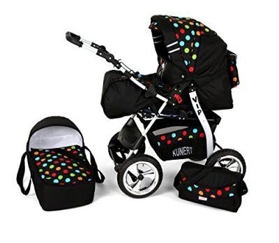 clamaro kinderwagen 2-in-1