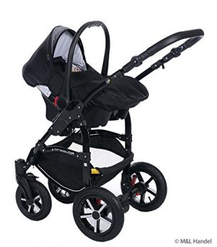 clamaro kinderwagen 3-in-1
