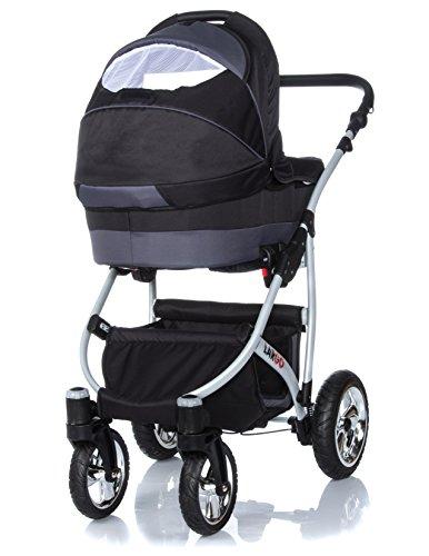 sale raff largo system kinderwagen babywagen buggy autositz kinderwagen system 2 in1. Black Bedroom Furniture Sets. Home Design Ideas