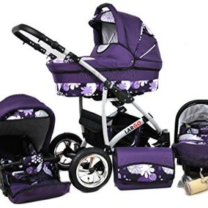 Kinderwagen Largo Babywagen Buggy