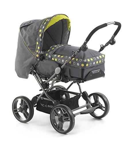 chic 4 baby 111 42 kombi kinderwagen vita mit soft. Black Bedroom Furniture Sets. Home Design Ideas