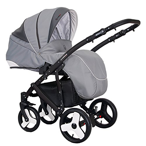 coletto florino classic 2in1 kombi kinderwagen mit. Black Bedroom Furniture Sets. Home Design Ideas