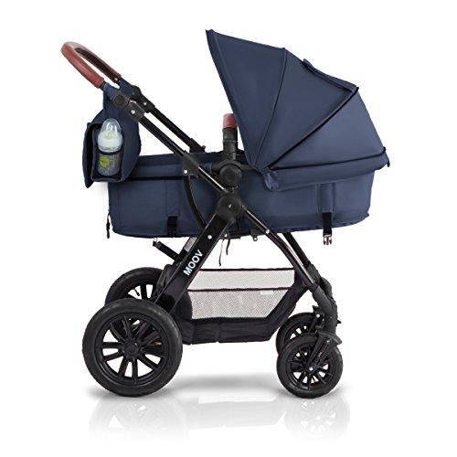 kinderkraft kinderwagen baby kombikinderwagen moov 3in1. Black Bedroom Furniture Sets. Home Design Ideas