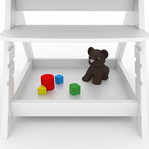 2 in 1 treppenhochstuhl kinderhochstuhl holz hochstuhl kinderstuhl babystuhl babyhochstuhl. Black Bedroom Furniture Sets. Home Design Ideas