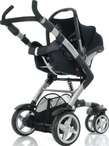 ABC Design Condor 4S und Zoom Adapter f/ür Maxi Cosi Autositz