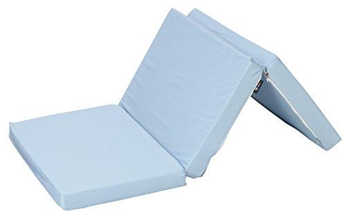 alvi reisebettmatratze 60 x 120 cm faltbar matratze mit tragetasche dicke matratze 6 cm. Black Bedroom Furniture Sets. Home Design Ideas