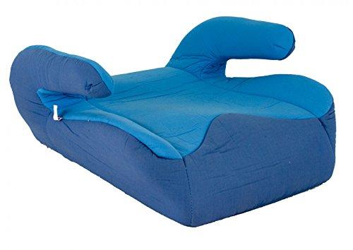 autokindersitz united kids quattro booster gruppe ii iii 15 36 kg hellblau dunkelblau. Black Bedroom Furniture Sets. Home Design Ideas