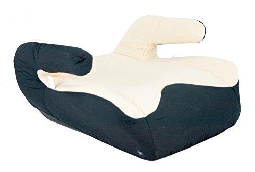 autokindersitz united kids quattro booster gruppe ii iii 15 36 kg schwarz creme. Black Bedroom Furniture Sets. Home Design Ideas