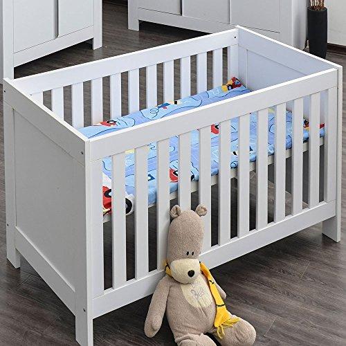 Babyzimmer/Kinderzimmer Komplett Felix In Weiß