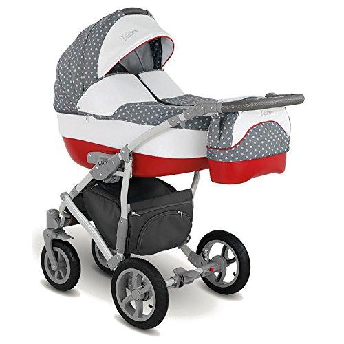 camarelo kombi kinderwagen vision 2 in 1 mit babywanne. Black Bedroom Furniture Sets. Home Design Ideas