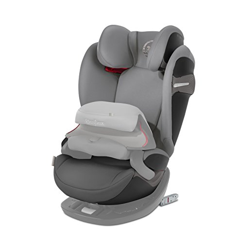 cybex gold 2 in 1 kinder autositz pallas s fix f r autos. Black Bedroom Furniture Sets. Home Design Ideas