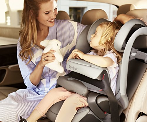 cybex gold 2 in 1 kinder autositz pallas s fix f r autos. Black Bedroom Furniture Sets. Home Design Ideas