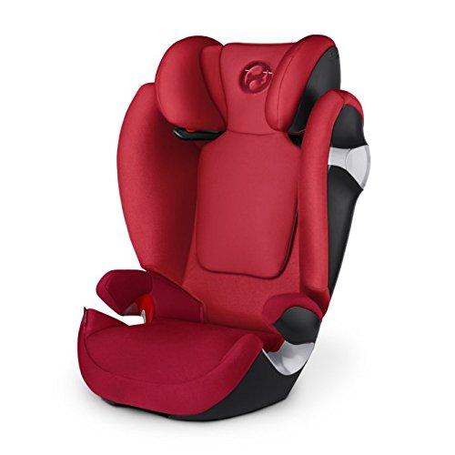cybex gold solution m autositz gruppe 2 3 15 36 kg kollektion 2017 infra red ohne isofix. Black Bedroom Furniture Sets. Home Design Ideas