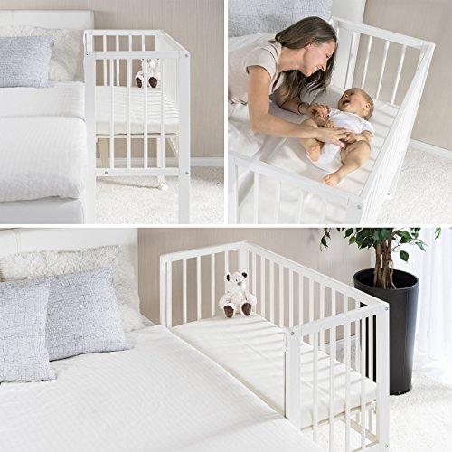 kinderbett auf rollen finest pinolino rollen f r das. Black Bedroom Furniture Sets. Home Design Ideas