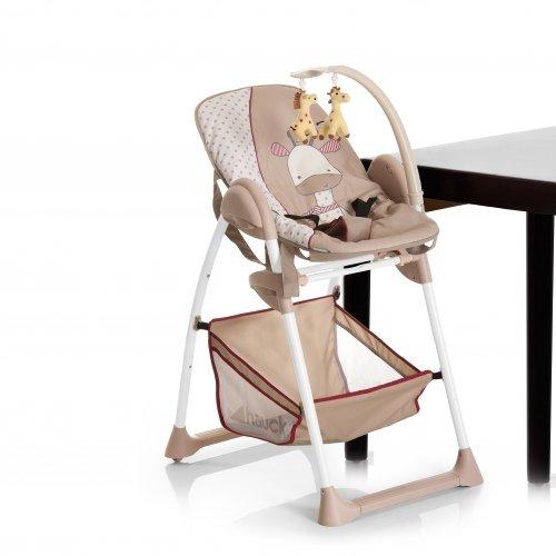 hauck sit 39 n relax babyliege und hochstuhl ab geburt mit liegefunktion mitwachsend. Black Bedroom Furniture Sets. Home Design Ideas