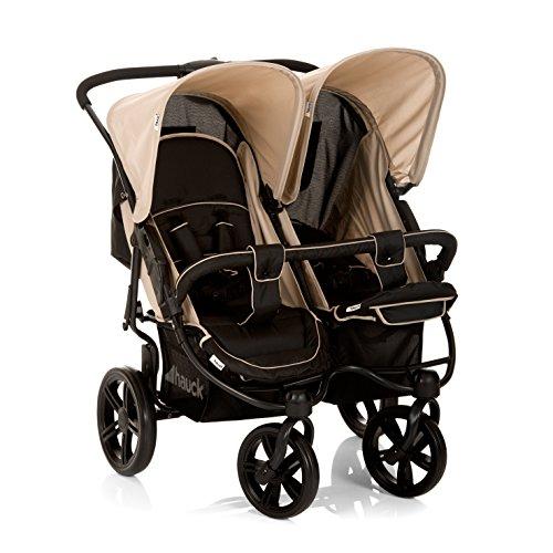 hauck roadster duo slx geschwister zwillings kinderwagen f r babys und kleinkinder. Black Bedroom Furniture Sets. Home Design Ideas