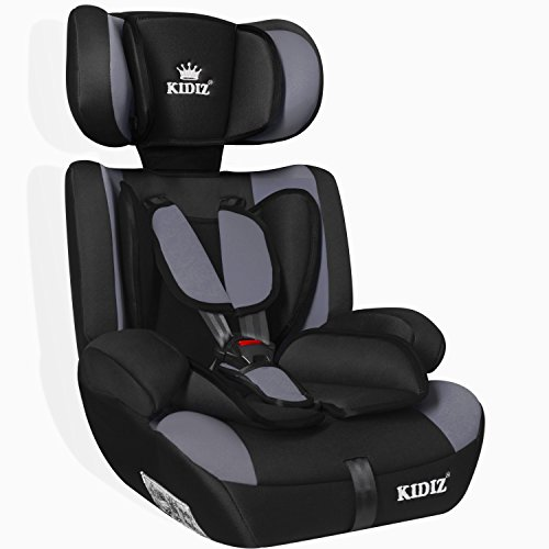 kidiz autokindersitz kinderautositz sportsline gruppe 1 2. Black Bedroom Furniture Sets. Home Design Ideas