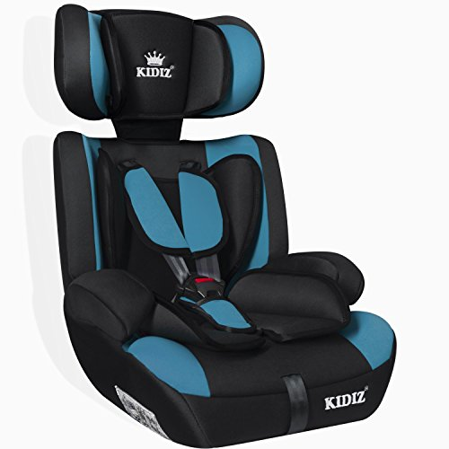 kidiz autokindersitz kinderautositz sportsline gruppe 1 2. Black Bedroom Furniture Sets. Home Design Ideas