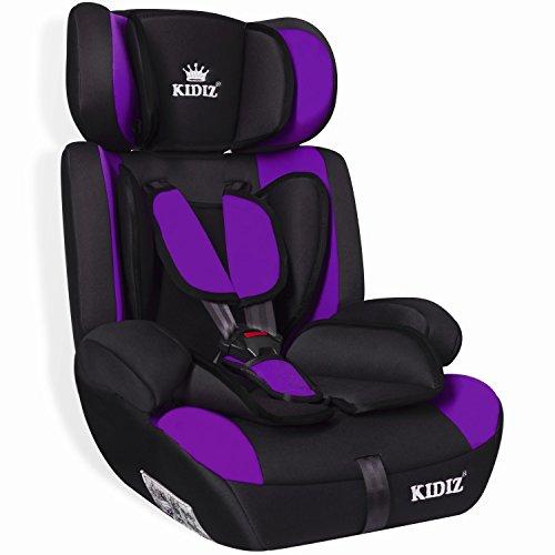 kidiz autokindersitz kinderautositz sportsline gruppe 1. Black Bedroom Furniture Sets. Home Design Ideas