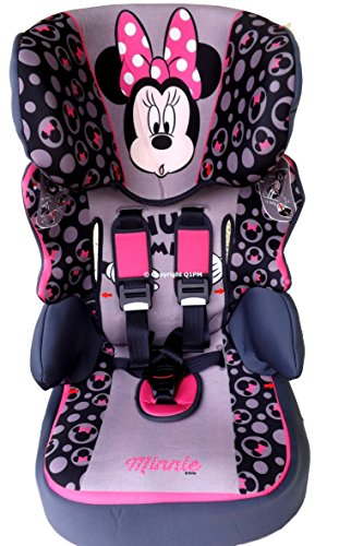 miss minnie disney beline sp subli kindersitz kinder. Black Bedroom Furniture Sets. Home Design Ideas