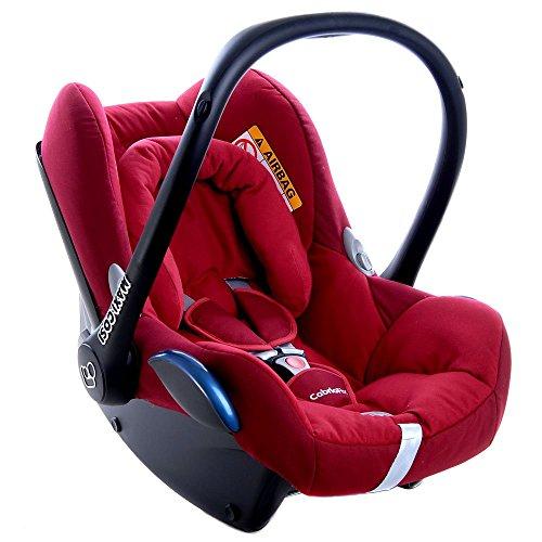 maxi cosi babyschale cabrio fix raspberry red. Black Bedroom Furniture Sets. Home Design Ideas