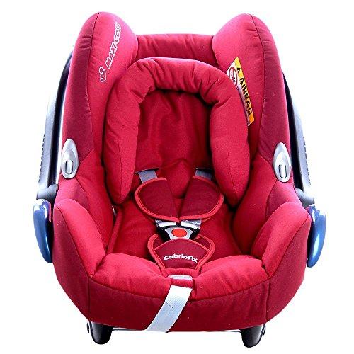 maxi cosi babyschale cabrio fix raspberry red kinderwageneldorado. Black Bedroom Furniture Sets. Home Design Ideas