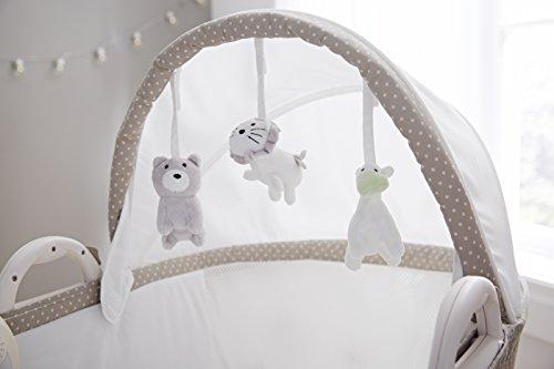 Purflo breathable bassinet stubenwagen & wiege kinderwageneldorado