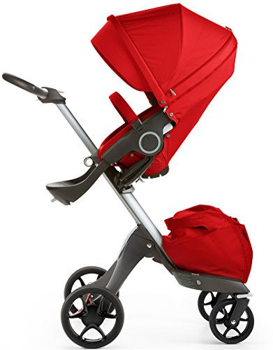 stokke stuhl kinderwagen xplory v5 rot kinderwageneldorado. Black Bedroom Furniture Sets. Home Design Ideas