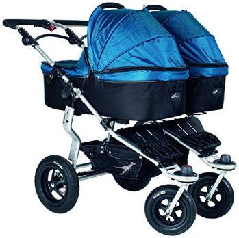 Kinderwagen blau von TfK