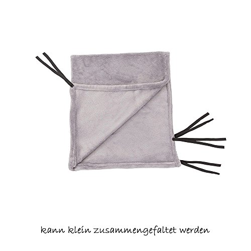 universal fleece babydecke f r kinderwagen buggys. Black Bedroom Furniture Sets. Home Design Ideas