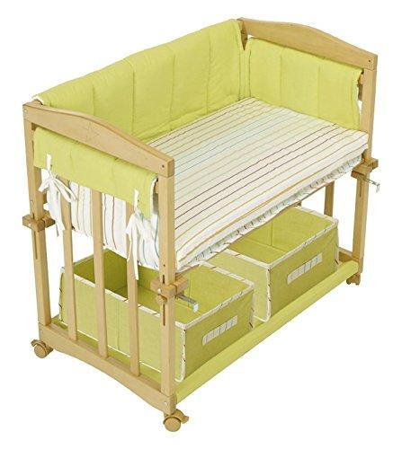 roba 8943 sbm1 stubenbett 4 in 1 biene maja holz natur kinderwageneldorado. Black Bedroom Furniture Sets. Home Design Ideas
